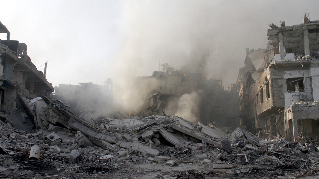 Запад пробует переложить вину зафевральский инцидент вСирии на«российских наемников»