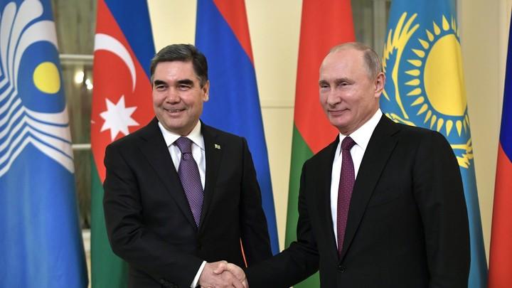 Таковы традиции: Глава Туркмении лично объяснил Путину свой отказ посетить парад Победы