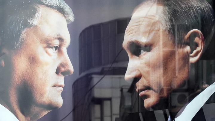 Это конец: Заискивающего перед Путиным Порошенко слили в прямом эфире