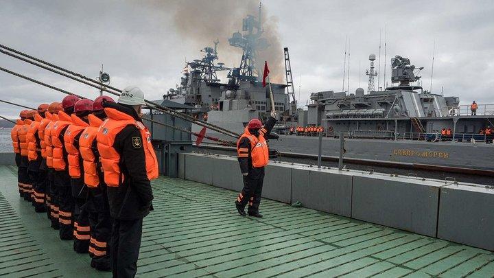 Неслыханное новшество: Путину предложили приравнять Северный флот к военному округу