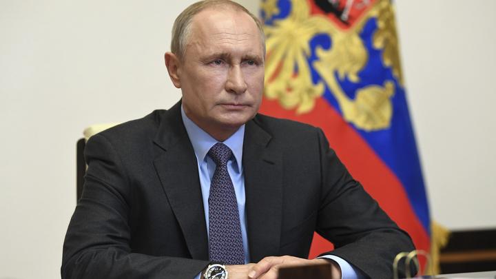 Журналист кремлёвского пула раскрыл интригу совещания с Путиным