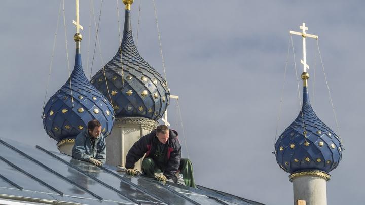 Главный храм российской армии построят в Подмосковье