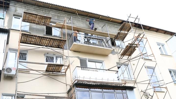 В Краснодаре жильцы пострадавшего от взрыва газа дома вернутся в свои квартиры в ноябре