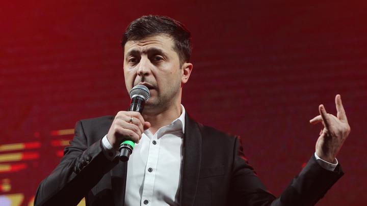 Штаб Зеленского об иске о его снятии с выборов: Не фейк, но бред