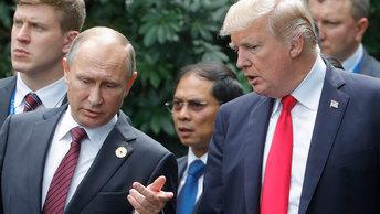 Почему Путин закрыл глаза на американское хамство в Дананге