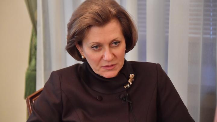 Маски, дезинфекция и запреты: Попова назвала регионы с высокой заболеваемостью COVID