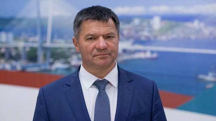 «Потянуло в море»: Экс-глава Приморья Тарасенко получил должность в Речморфлоте