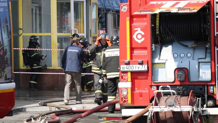 Взрыв в жилом доме в Петербурге произошел при установке натяжных потолков - МЧС