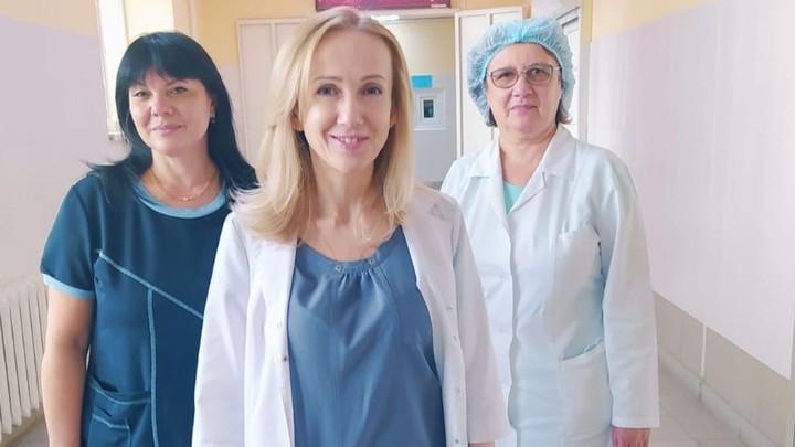 В Ростове врачи спасли молодую ростовчанку с обширным поражением лёгких: Она месяц провела на ИВЛ