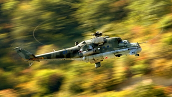 В авиакатастрофе в Сирии погибли два пилота российского вертолета Ми-24