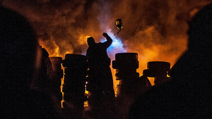 Оля - кружевные трусики ищет работу в России: как живут спустя пять лет герои Майдана