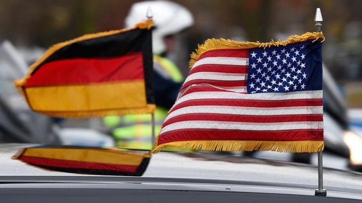 США - Германия: Великий раскол