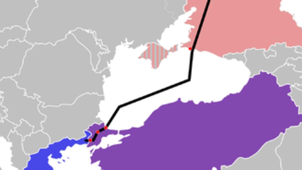 Соглашение по Турецкому потоку утвердили в Совете Федерации
