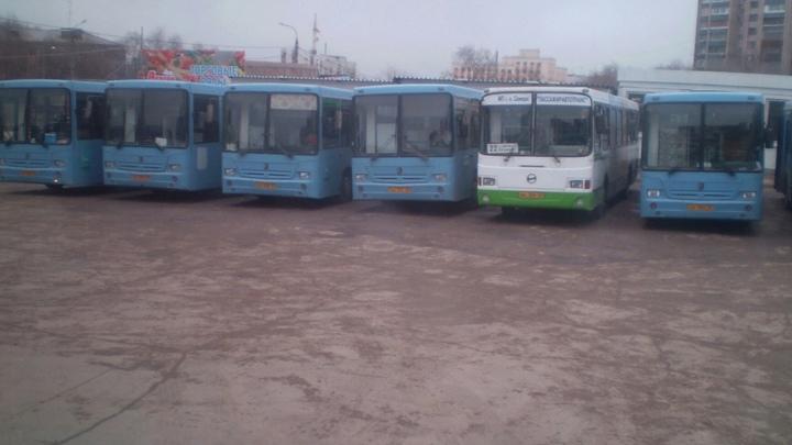 Самарские дачники пожаловались на нехватку автобусов: ходят редко и не по графику