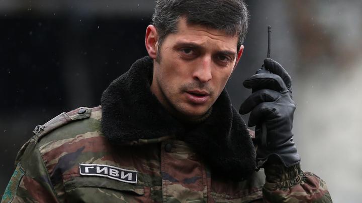Убийц Гиви готовил Запад: ЧВК и диверсии в Новороссии