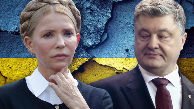 Тимошенко vs Порошенко: В ожидании битвы титанов