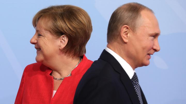 Чем могут удивить мир Путин и Меркель
