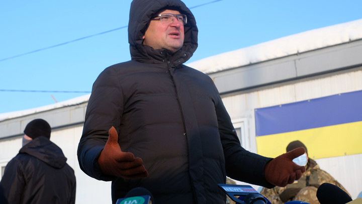 Россию собрались выжить из Крыма. Очень странные, глупые заявления