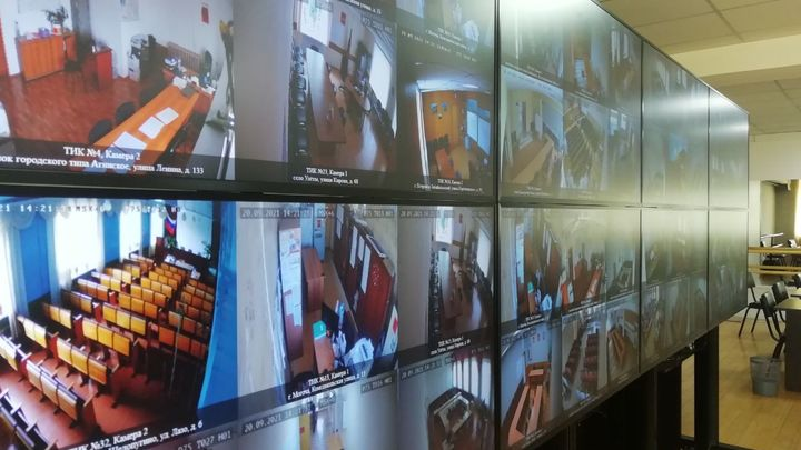 На выборах в Забайкалье допущено 33 нарушения, семь жалоб направили в полицию