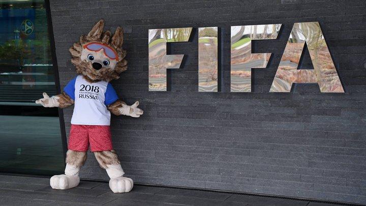 Украина бойкотирует Конгресс ФИФА в Москве