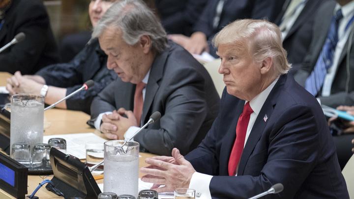 У Трампа появилась стратегия отношений с Россией