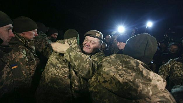 «Хлебное перемирие» в Донбассе нарушили залпы гранатометов