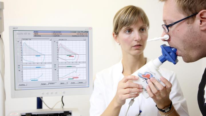 Тест на коронавирус по выдоху: Новосибирцы могут принять участие в исследовании новой методики