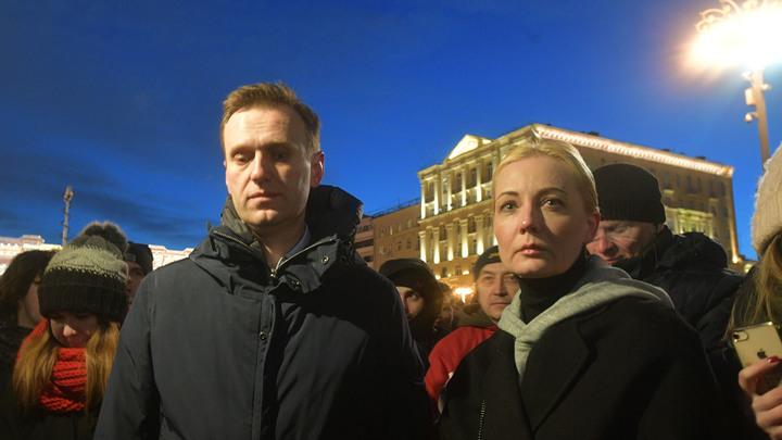 Отравление Навального: Главный подозреваемый – жена