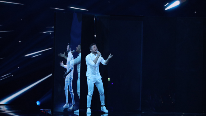 Невероятно приятно: Лазарев оценил свое выступление на Евровидении