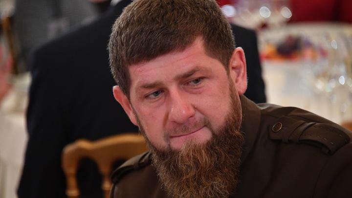 Дорогой старший Брат Кадырова поможет в войне с COVID-19