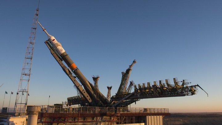 Союз с британскими спутниками с третьей попытки отправился в космос