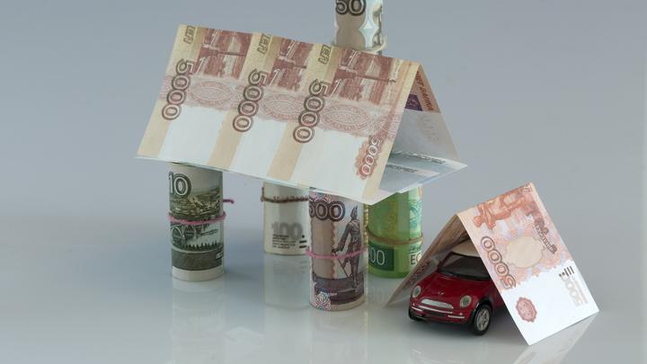 Жители Владимирской области должны банкам треть своего годового дохода