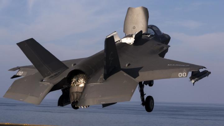 Турция расплачивается за C-400: США перешли к выполнению своих угроз по F-35