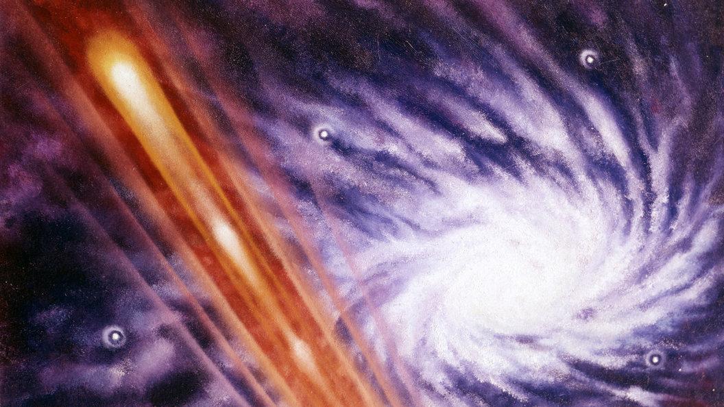 Появилось фото самых далеких скоплений галактик— «Темные века» Вселенной