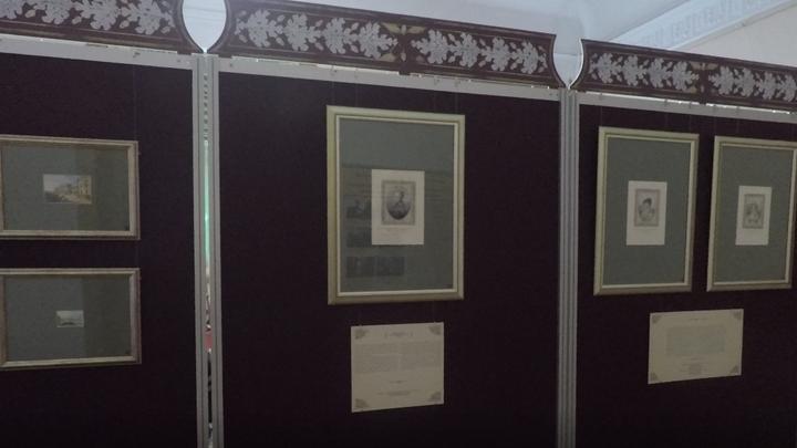В Крыму представили историю Императорского Дома Романовых в уникальных гравюрах и литографиях