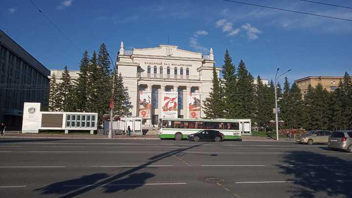 Информацию о смене руководства в Новосибирской филармонии назвали слухами