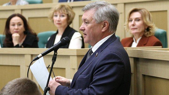 Сенатор Михайлов: Ситуация с созданием в Забайкалье новых школьных мест остается сложной