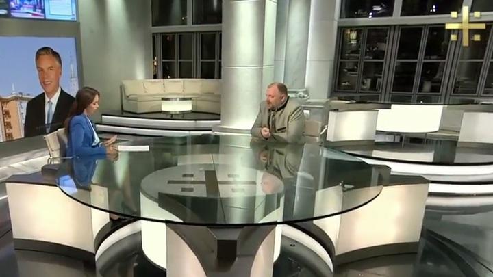 Холмогоров: После Украины Саакашвили остается ехать только в Гондурас