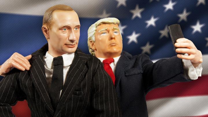 Американские соцсети: Трамп находится в путинском кармане