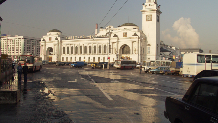 После реконструкции: В Москве открыли Красный зал Киевского вокзала