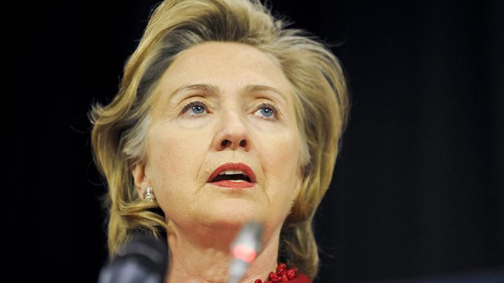 Когда сядет Клинтон?