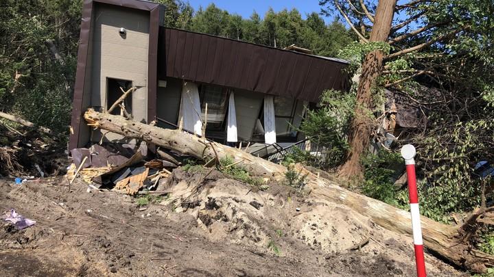 Землетрясение оказалось для Японии хуже тайфуна