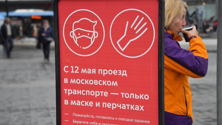 Врачи разоблачили бесполезные решения властей Москвы: Перчатки? Это чушь собачья!
