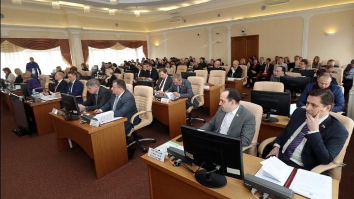 Депутаты от Единой России не смогли объяснить, почему сразу не заложили деньги на школы в бюджет