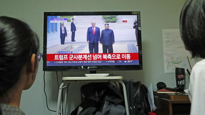 Если б Трамп приехал в Крым, вот была бы новость: Поклонская прокомментировала рукопожатие Трампа и Ким Чен Ына