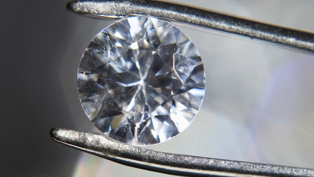Алмаз массой почти 100 карат добыли в Якутии