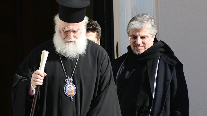 Александрийская Церковь склонилась перед Константинополем и официально признала украинских раскольников