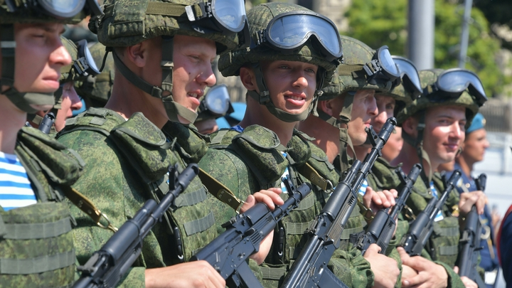В Чечне разработали антитеррористический багги