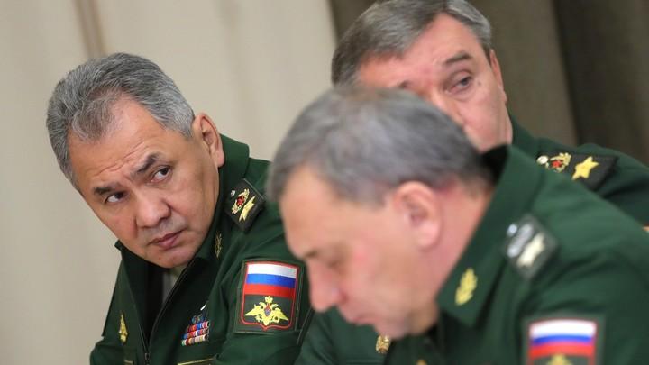 Шойгу: Активность НАТО вынудила Россию усилить морское и авиапатрулирование