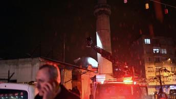 Курды из Африна устроили ракетный обстрел турецкого города